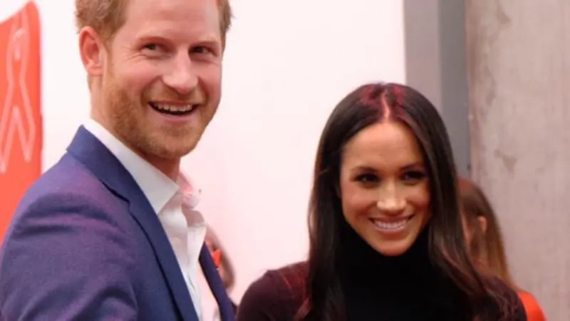 Duke and Duchess of Sussex Campaigning for COVID Relief Fund